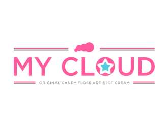 My cloud logo design