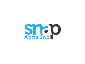 Snap Apps Inc logo design