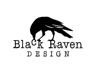 Black Raven Design logo design