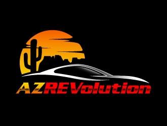 AZ REVolution logo design
