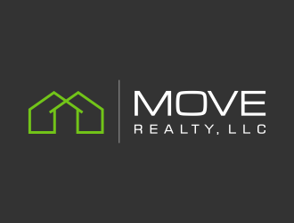 MOVE Realty, LLC logo design
