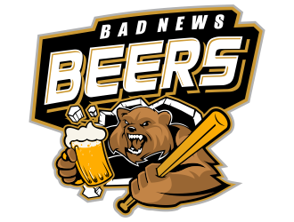 Bad News Beers  logo design