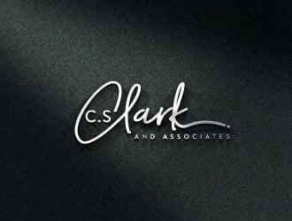 C.S. Clark and Associates  logo design