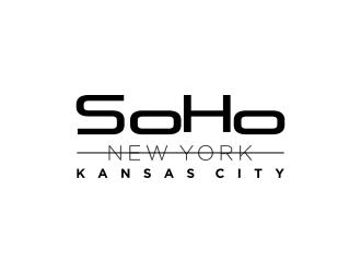 SoHo KC logo design