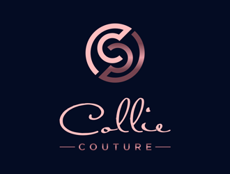 Collie Couture logo design