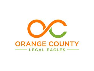 Orange County Legal Eagles logo design by dewipadi
