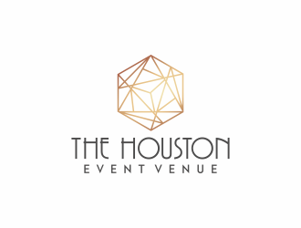 The Houston Event Venue logo design