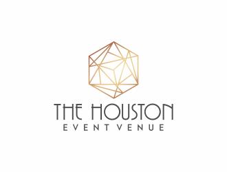 The Houston Event Venue logo design