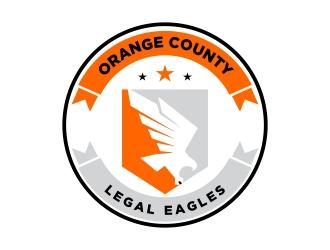 Orange County Legal Eagles logo design by cikiyunn
