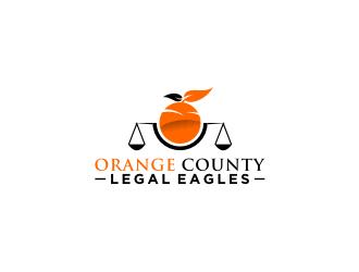 Orange County Legal Eagles logo design by bricton