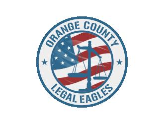 Orange County Legal Eagles logo design by Kruger