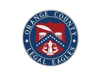 Orange County Legal Eagles logo design by AYATA