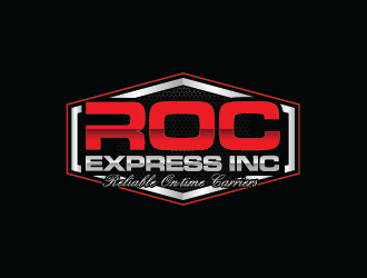 ROC EXPRESS LLC logo design