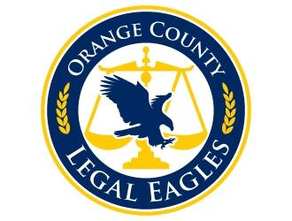 Orange County Legal Eagles logo design by jaize