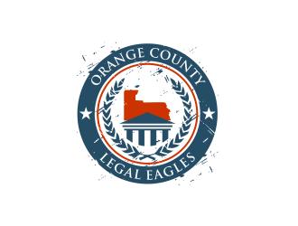 Orange County Legal Eagles logo design by ekitessar