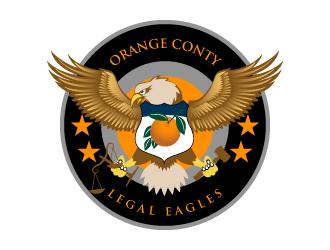 Orange County Legal Eagles logo design by torresace