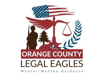 Orange County Legal Eagles logo design by Basu_Publication
