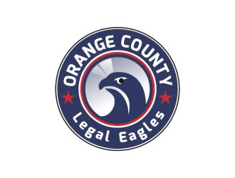 Orange County Legal Eagles logo design by YONK