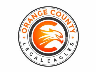 Orange County Legal Eagles logo design by mutafailan