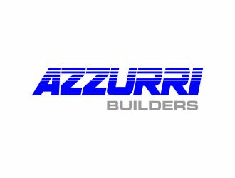 Azzurri logo design