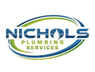 Nichols Plumbing Services logo design