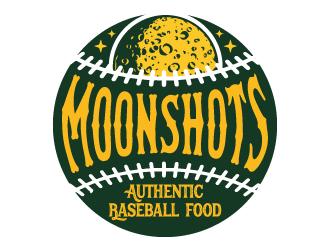Moonshots logo design