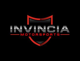 invincia motorsports logo design