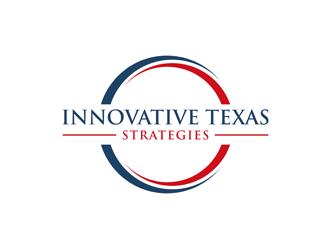 Innovative Texas Strategies logo design