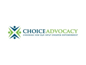 Choice Advocacy logo design by Janee