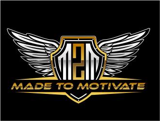 Made To Motivate logo design