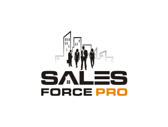 Sales Force Pro logo design