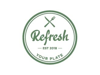 Refresh Your Plate  winner