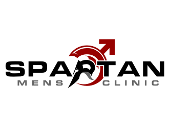 Spartan Mens Clinic logo design
