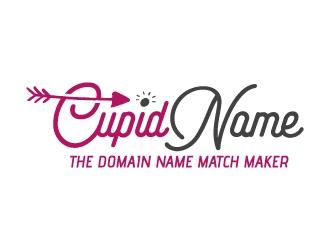 CupidName logo design