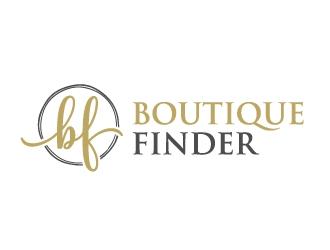 Boutique Finder logo design