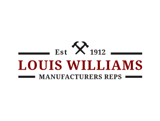 LOUIS-WILLIAMS logo design