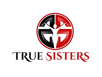 True Sisters logo design