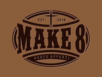 Make 8 logo design