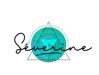 Séverine Baron logo design