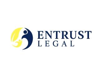 Entrust Legal logo design