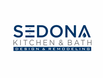 Sedona Kitchen & Bath logo design