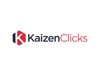 Kaizen Clicks logo design