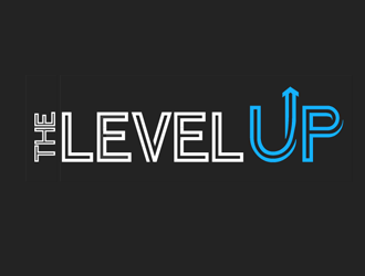 The Level Up  logo design