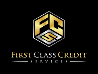 First Class Credit Services logo design