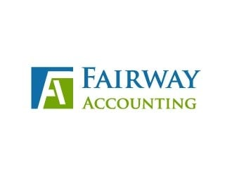 Fairway Accounting logo design
