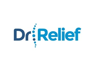 Dr. Relief Logo Design