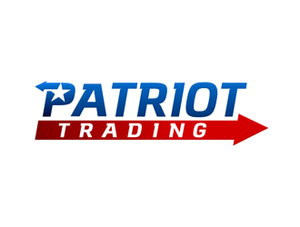 Patriot Trading logo design