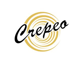 CREPEO  logo design