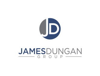 JamesDungan Group logo design