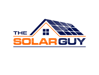 The Solar Guy logo design
